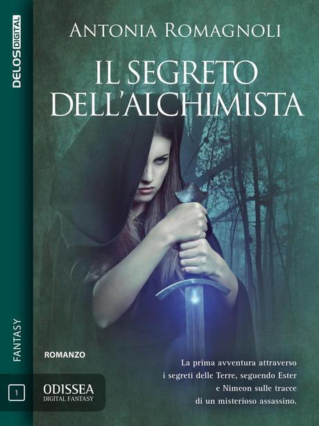 Estratto: Il segreto dell'alchimista, Antonia Romagnoli