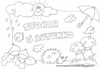 Storia d 39 autunno paperblog for Maestra mary inverno addobbi