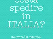 Quanto costa spedire Italia? Pacchetti Medio/Grandi