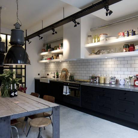 Idee per arredare la cucina: ad isola, penisola o a muro   paperblog