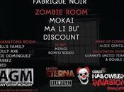 "Halloween Party ""Fabrique Noir"" Roma Ceres"