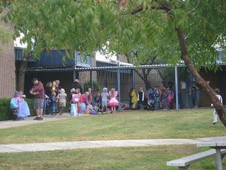 Halloween a scuola: tutti i bimbi posseduti dal demonio!!