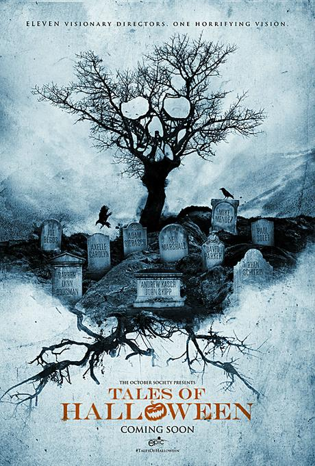 Tales of Halloween, The October Society (2015)