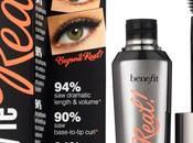Benefit, They're Real Mascara.
