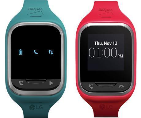 [Rumor] Nuovi smartwatch per bambini prodotti da LG