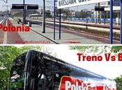 Viaggio Polonia: meglio treno bus?