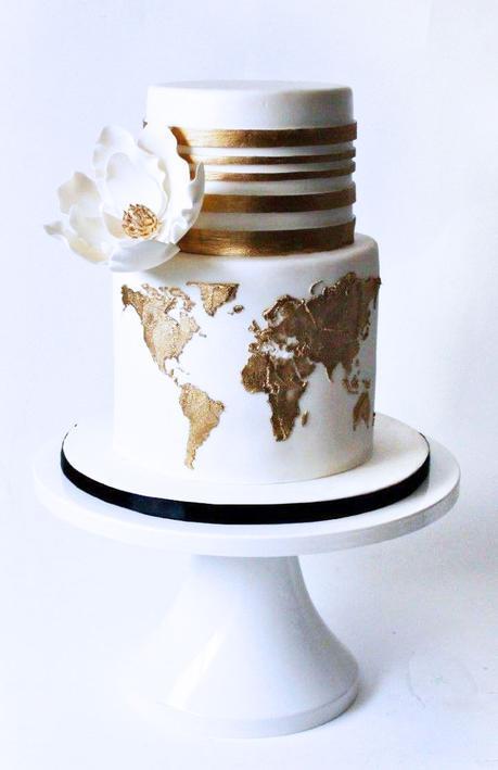 La wedding cake nel mondo