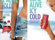 Coca-Cola: colour changing cans