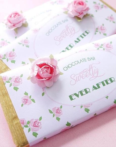 Partecipazioni Matrimonio Cioccolato.Partecipazioni Matrimonio Al Gusto Di Cioccolato Paperblog