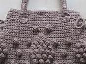 Taupe crochet