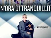 """""""Un'ora tranquillità"""" arriva Teatro Massimo Ghini dicembre manifesto ufficiale"""