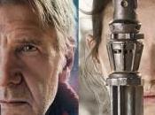 poster Star Wars risveglio della forza tributo all'occhio tutto vede