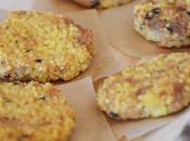 Mini burger vegetariani glutenfree miglio cavolfiore