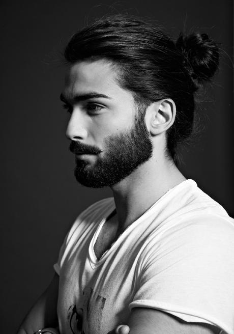 Tagli capelli lunghi uomo 2016