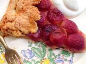 Torta granati d'uva