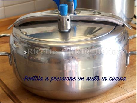 Pentola a pressione un aiuto in cucina paperblog - Aiuto in cucina ...