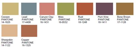I colori Pantone 2016 - Paperblog