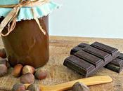 Crema spalmabile alle nocciole cioccolato