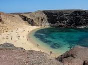 Canarie: quattro spiagge belle Lanzarote