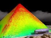 Rilevati misteriosi punti calore nelle piramidi Giza
