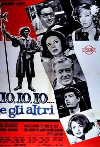 Io, io, io… e gli altri (Alessandro Blasetti, 1966)