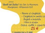 Venerdì novembre, cena cinghiale sostegno Corso Fiori!