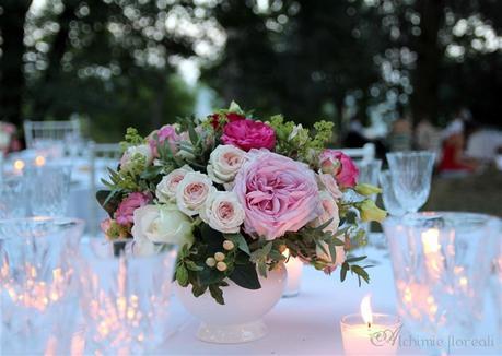 Rose inglesi per un matrimonio da favola paperblog for Rosa inglese