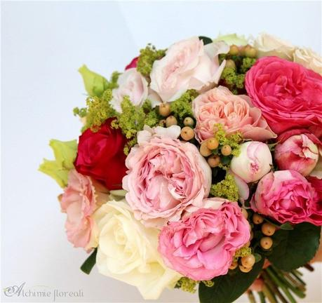 Rose inglesi per un matrimonio da favola paperblog for Rose inglesi