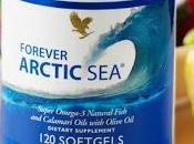 Forever Arctic Sea, forza degli omega