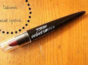 DEBORAH velevet lipstick