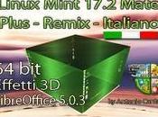 Linux Mint 17.2 Mate italiano plus 64bit