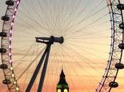 Parigi vista Londra
