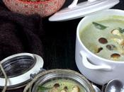 Zuppa funghi pioppolini confort food un'idea regalo