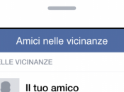 Facebook: come attiva Amici nelle Vicinanze?