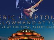 anni Eric Clapton celebrati alla Royal Albert Hall