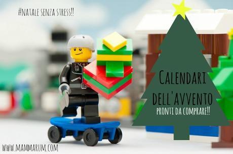 Calendari avvento per bambini da comprare