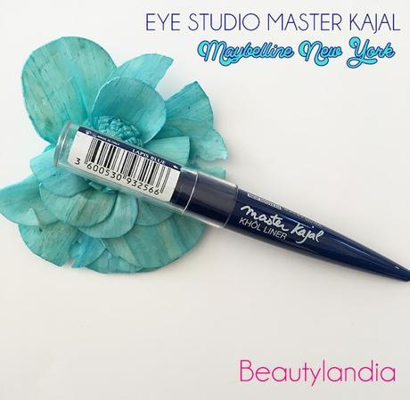 MAYBELLINE - Eye Studio Master Kajal in Lapis Blu -
