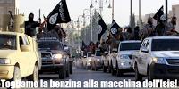 Fermiamo la macchina dell'Isis non con le bombe ma togliendogli la benzina!