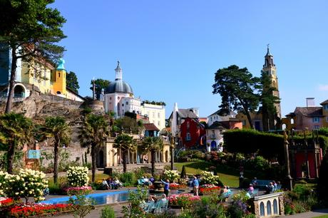 Visitare Portmeirion in Galles