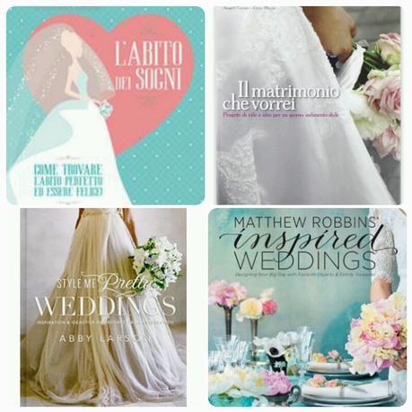 Libri a tema wedding: come organizzare le idee?