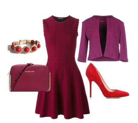 outfit-bracciale-rosso-corallo