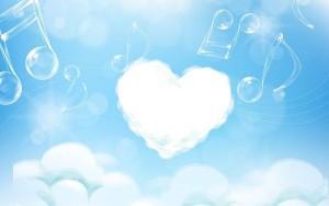 amore tra le nuvole