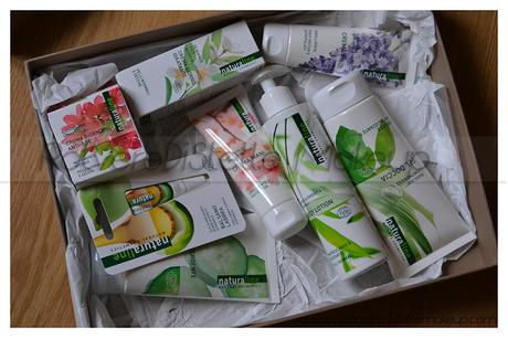 CollabHAUL: NATURALINE Natural Cosmetics #amicheperlapelle