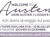Blog Tour Welcome Austenland Tappa
