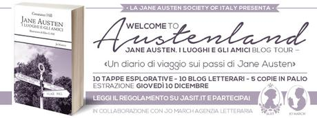 Blog Tour Welcome to Austenland – 5° Tappa
