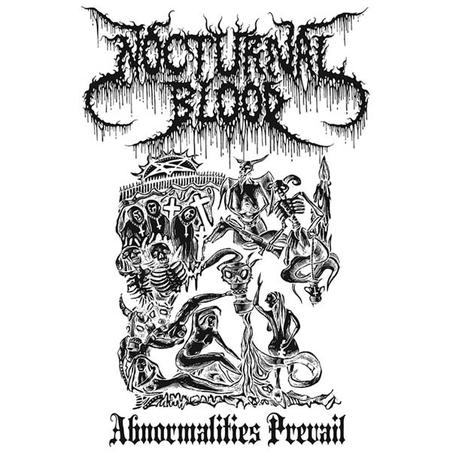 NOCTURNAL BLOOD, Abnormalities Prevail