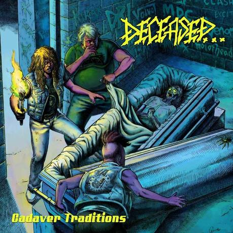 DECEASED, Cadaver Traditions