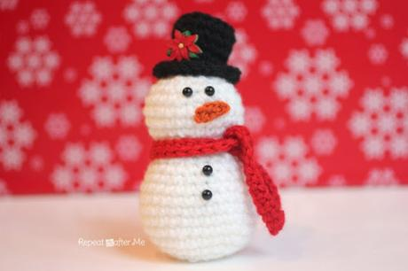 Santa Hat Tutorial - Learn to Crochet #tejidos | Urlaub häkeln ... | 306x460