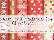 Textures Patterns Christmas