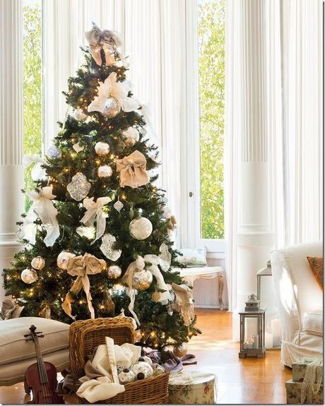 8 idee per decorare l 39 albero di natale paperblog - Idee per decorare una stanza ...